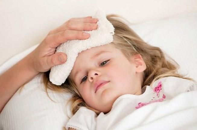 Phòng bệnh cho trẻ trong mùa lạnh